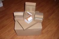 Cutii carton clasice si matritate